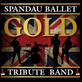 GOLD – Spandau Ballet Tribute Band