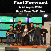Fast Forward – Band Rock Pop Live