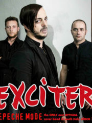 Exciter – Depeche Mode Tribute Band