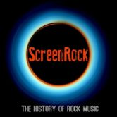 Screen Rock – The History of Rock Music