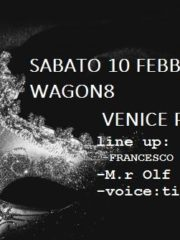 Venice maschera party dj set & Venetian Women's Dancers